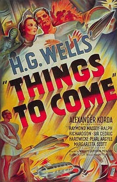 H.G. Wells–Things to Come