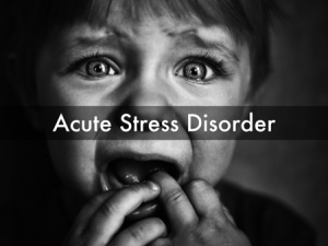 Acute-Stress-Disorder
